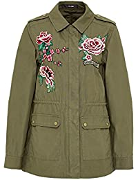 Hallhuber Embroidered Outdoor Jacket
