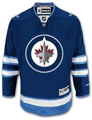 Reebok Winnipeg Jets Premier Eishockey NHL Trikot Home