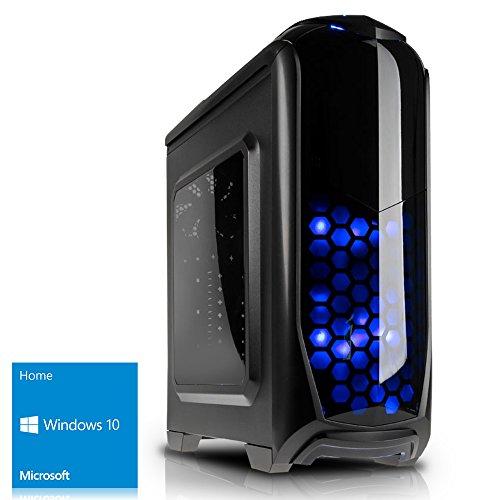 Kiebel [184331] PC mit AMD FX-6300 6x3,5GHz (Turbo bis 4,1GHz) | 8GB DDR3-1600 | 480 GB SSD | NVIDIA GeForce GTX 1050 2GB | USB3.0 | DVD | HD-Sound | LAN | Windows 10
