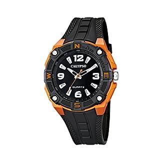 Calypso K5634 – Reloj, Correa de Caucho Color Negro