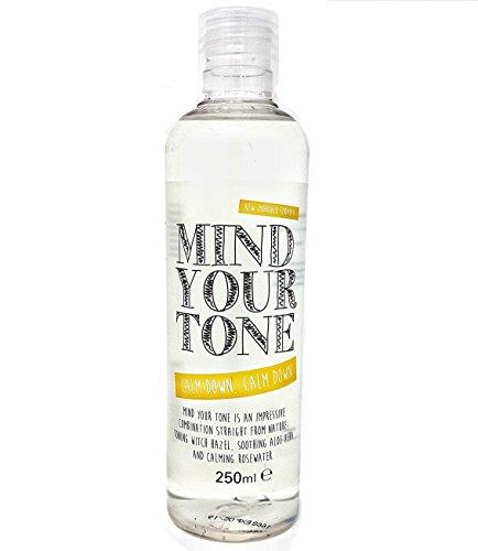 Mind Your Tone - Zaubernuss und Rosenwasser Toner - 250ml - whytheface