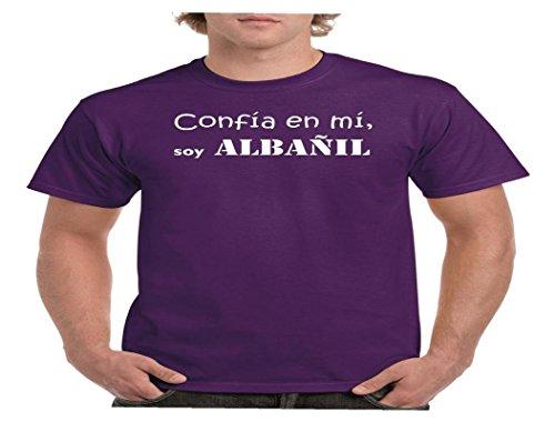 41M16fqE 7L - Camisetas de Albañil