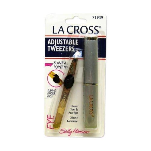 Sally Hansen La Cross Adjustable Tweezers by Sally Hansen La Cross  Adjustable Tweezers