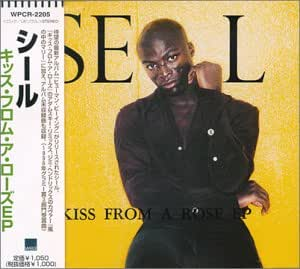 Kiss from a Rose Ep
