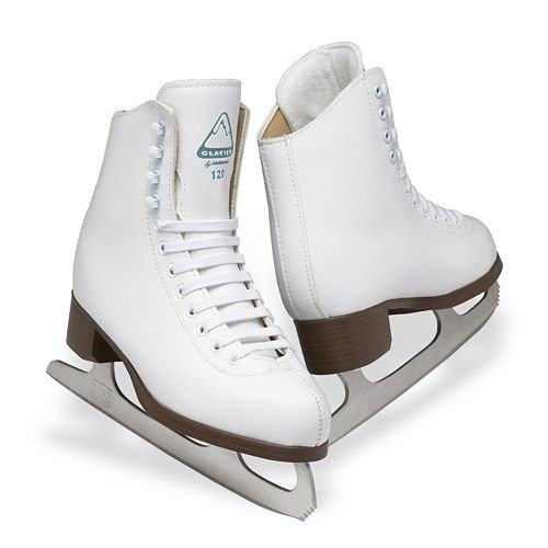 Jackson Gletscher 120Figur Ice Skate Weiß weiß UK 7 / EU 40
