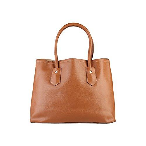 Made in Italia Bags, Borsetta da polso donna marro...