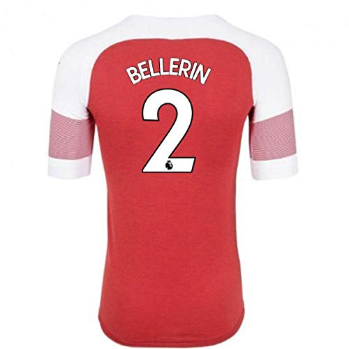 2018-2019 Arsenal Puma Home Football Soccer T-Shirt Camiseta (Hector Bellerin 2) - Kids