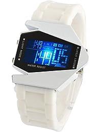 Xiaochou@sl Relojes Digitales de Moda y Estuches Especiales de diseño, Tanto para Hombres