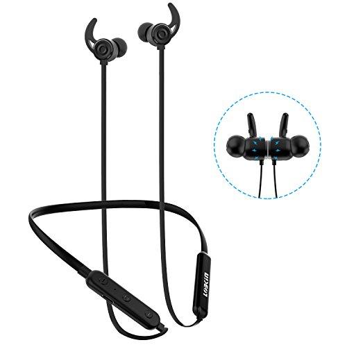 LOBKIN Cuffie Bluetooth, Auricolare Bluetooth 4.2 Wireless...