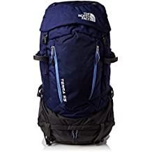 The North Face Terra 55 Mochila, Mujer, Patriot Blue Persian Jewel, XS/S