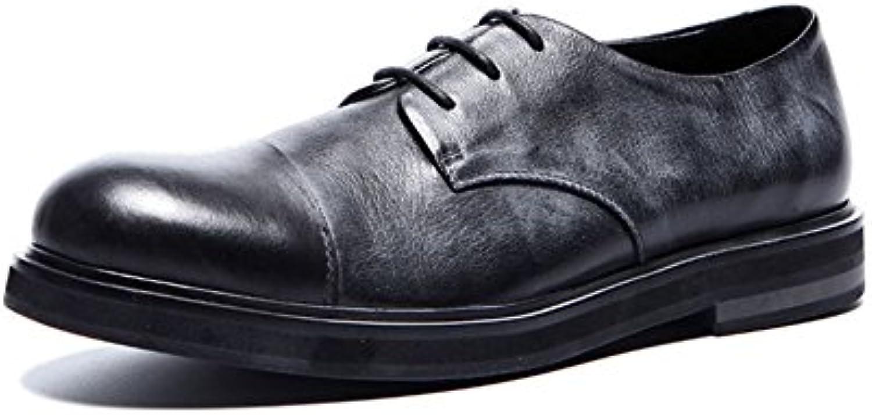 jeden Tag Casual Schuhe Mode Herren/Wachse retro britische Modeschuhe