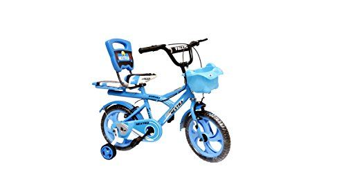 Speed Bird Cycle Industries Robust 14-T - Baby Cycle For Boys & Girls - Age Group 3-6 Years (Color Blue)