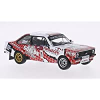 Ford Escort RS MKII, no. 1, Gordon, Boucles de Spa 2014 F