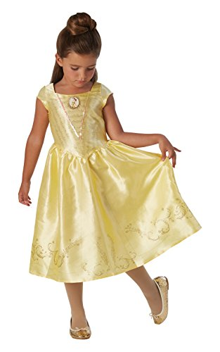 Disney Belle Beauty und The Beast Film Childs Classic Kostüm (Beauty Belle Kostüm)