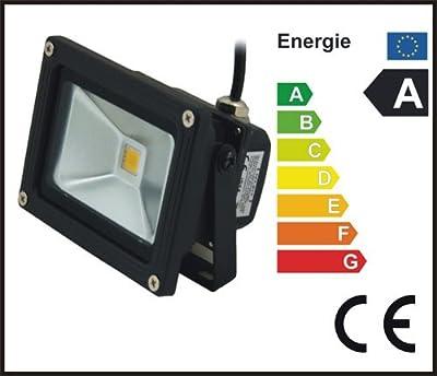 Lux.pro® 10w Led Smd Fluter Objektbeleuchtung Strahler von 10W LED SMD FLUTER bei Lampenhans.de