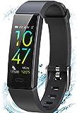 Winisok Fitness Armband mit Blutdruckmessung Pulsmesser, Fitness Tracker Uhr...