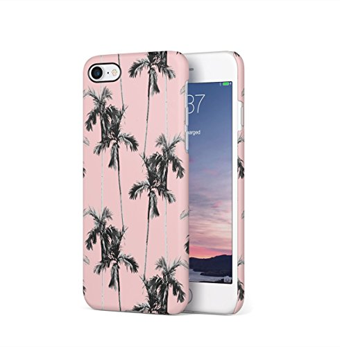 palm-trees-good-vibes-only-pink-pastel-hipster-summer-pattern-tumblr-apple-iphone-7-snap-on-hard-pla