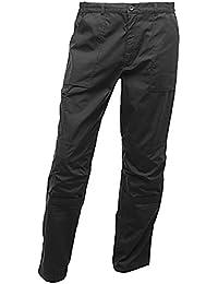 7be18a747c31 Regatta - Pantalones de trabajo modelo Workwear Action hombre caballero  (Repelente Agua)