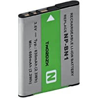 Wentronic Batterie type Sony NP-BN1 630 mAh (Import Allemagne)