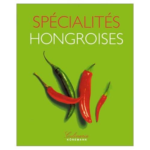 Spécialités hongroises