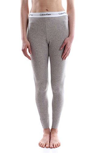 calvin klein women modern cotton pj lounge pant, grey - 41M1MdZxEXL - Calvin Klein Women Modern Cotton PJ Lounge Pant, Grey