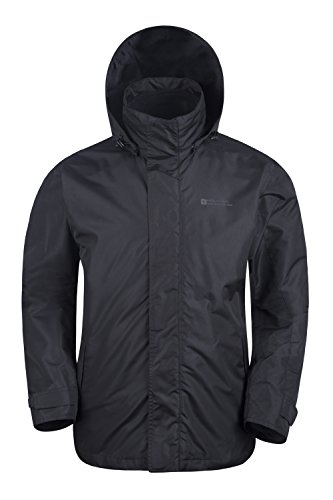 Mountain Warehouse Chaqueta Fell Impermeable 3 en 1 Hombre