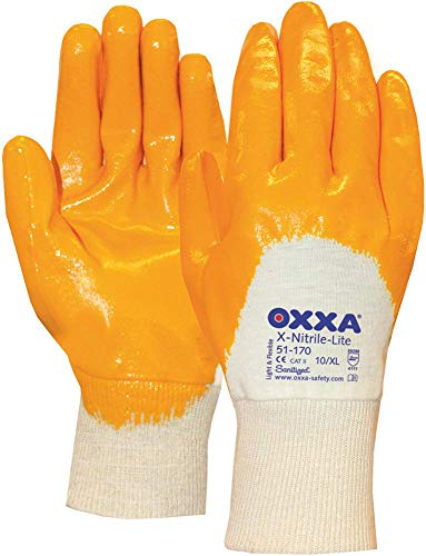 OXXA Handschuh X-Nitrile-Lite Gr. 8 (Inh. 12 Paar)
