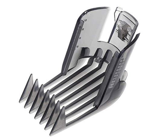 YanBan Peine de repuesto peque&ntildeo 3-15mm para cortadora de pelo Philips QC5510, QC5530, QC5550...