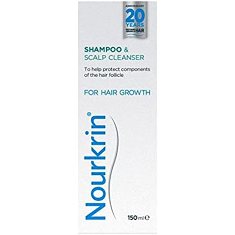 Nourkrin Hair Recovery Programme Shampoo and Scalp Cleanser