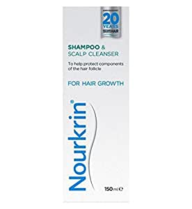 Nourkrin Hair Recovery Programme Shampoo and Scalp Cleanser 150ml