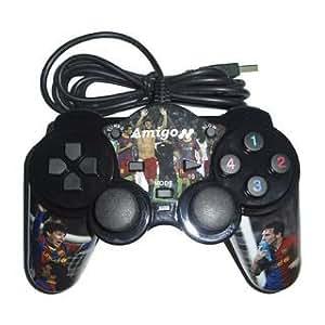Amigo Windows PC Double Shock FIFA USB Gamepad