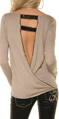 In-Stylefashion -  Maglione  - Donna Talpa