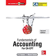 Fundamentals of Accounting for CA - CPT
