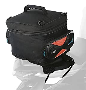 Oxford OL426 Motorcycle Luggage Expander Tailpack 36 Litre