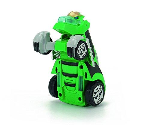 Transformers - Robot Grimlock, Color Verde, 15 cm (Dickie 3113002)