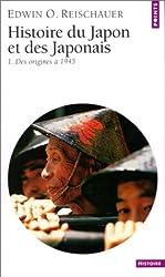 Histoire du Japon et des Japonais, tome 1