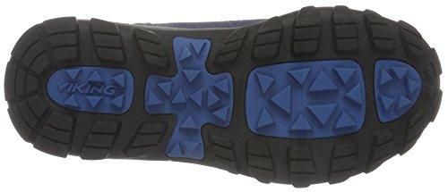 Viking Constrictor Ii Boa, Scarpe da Escursionismo Unisex – Adulto Blu (Blau (Navy/Petrol 555))