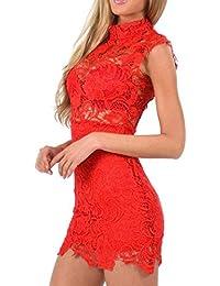 41f2fc7342 Amazon.it: mini abito sexy - Donna: Abbigliamento