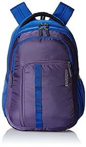 American Tourister 27 Lts Comet Purple Laptop Backpack (Comet 03_8901836135305)