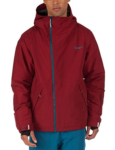 Bench Herren Funktionsjacke Dense, Biking Red, S, BMKF0125
