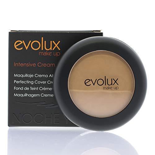 Maquillaje Crema Alta Cobertura Color N.01 EVOLUX