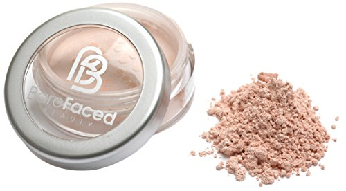 BareFaced Beauty, Natural Mineral Shimmer, Polvere minerale brillante, naturale, Cupids