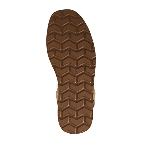 minorquines–Sandalen Avarca Creepers (Schuhe) Schaf natur–Damen Braun - braun