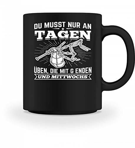 Chorchester Hochwertige Tasse - Für alle Dudelsack Fans!