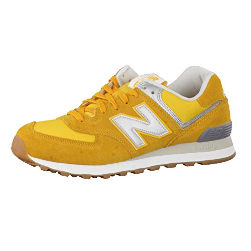 new-balance-ml574hrk-sneakers-suede-nylon-unisex-adulto-yellow-giallo-385-eu