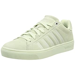 K-Swiss Women's Court Frasco SDE Trainers, White (Ambrosia 352), 4.5 UK