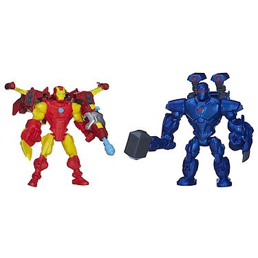 Iron Monger - Marvel – Super Hero Mashers – Pack