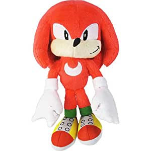 Sonic The Hedgehog 7-inch Sonic Classic Plush Knuckles