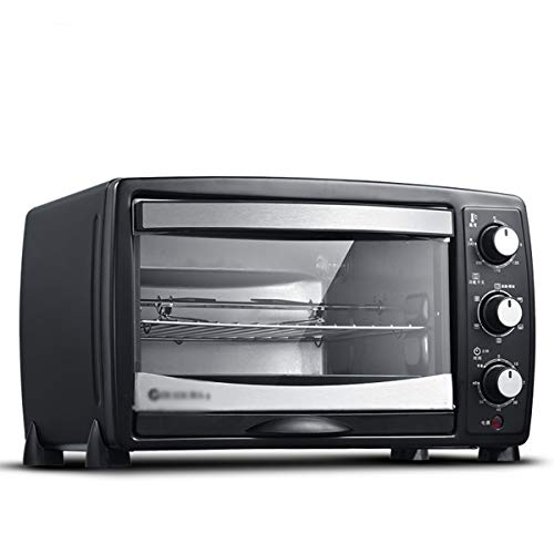 THOR-BEI Mini-Ofen - Multifunktionsofen 25 L Elektroherd Große Kapazität Haushaltsbacken Mini-Ofen -17 Ofen