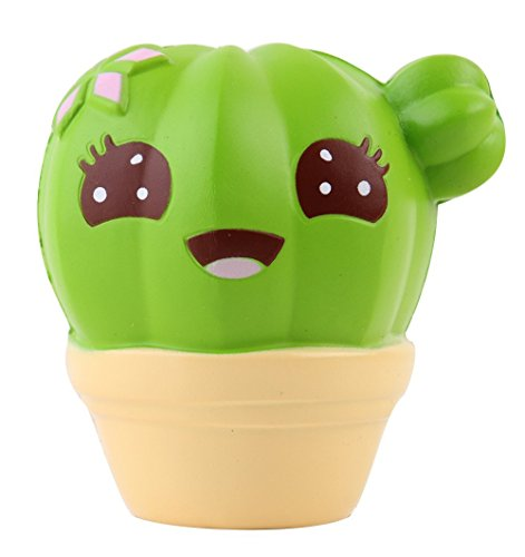 Fanceeast Squishy Toy for Kids, Jumbo Cute Galaxy Deer Squishy Scream Fragrance Begins Rising Squeeze Toy